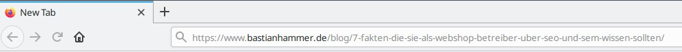 SEO Sprechende URLs