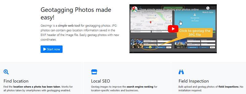 Geo Tags für Bilder zur Optimierung des Local SEO für E-Commerce