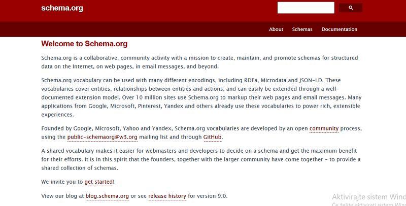 schema.org strukturierte Daten zur technischen Optimierung Ihres Local SEO für E-Commerce und Websites