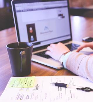 Was kostet eine Website - Texte und Fotos